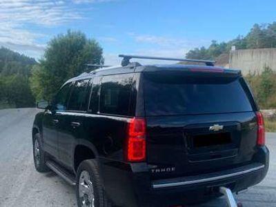gebraucht Chevrolet Tahoe 17 LTZ