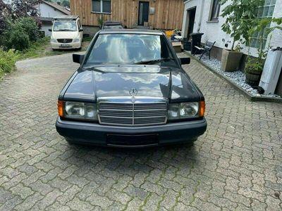 gebraucht Mercedes 190 Mercedes1.8