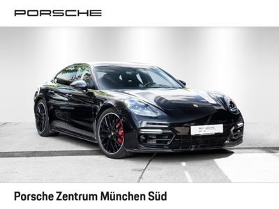 gebraucht Porsche Panamera GTS 4.0 BOSE LED Standheizung 21-Zoll