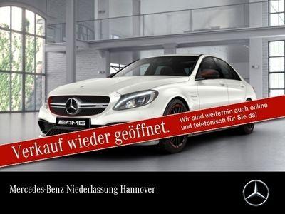 gebraucht Mercedes C63 AMG AMG Edition 1 Carbon Driversp PerfSitze+Abg