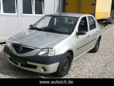 gebraucht Dacia Logan Laureate 1.6 * EURO 3 * KLIMA * TÜV 08/21