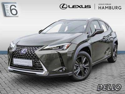 gebraucht Lexus UX 250h Launch Edition FWD SHZ NAVI LED EU6