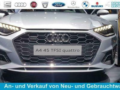 gebraucht Audi A4 Limousine S line MJ 2020/KLIMAAUT/LED