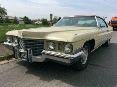 gebraucht Cadillac Coupé DeVille 7.7 V8 auch Tausch ...