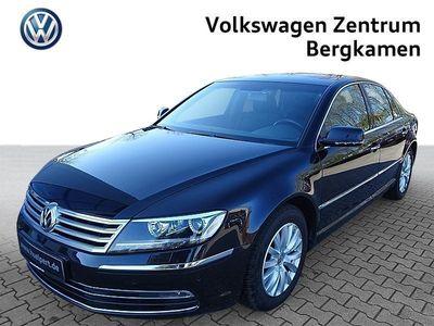 gebraucht VW Phaeton lang V6 TDI LUFT/XENON/Navi/Leder/ALU