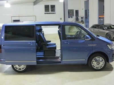 gebraucht VW Multivan T6TDI2.0 DSG 70 Jahre Bulli 7Si Navi Standhzg