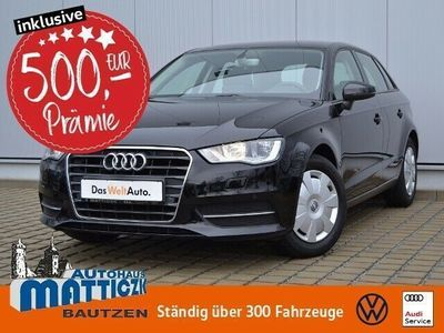 gebraucht Audi A3 Sportback 1.4 TFSI NAVI/CONNECTIVITY/APS-PLUS/SHZ