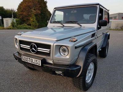 gebraucht Mercedes G230 Mod 463 TOP ZUSTAND. KLIMAANLAGE. OHNE ROST .