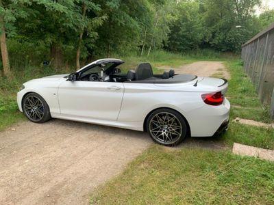 gebraucht BMW M235 Cabrio