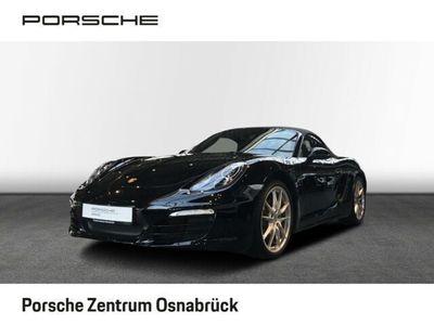 gebraucht Porsche Boxster Basis 2.7 Sound-Package Plus Bi-Xenon