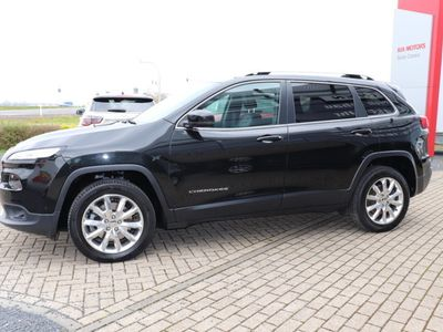 gebraucht Jeep Cherokee Limited 2,2 MJ 4WD AT 147KW