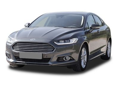 gebraucht Ford Mondeo Titanium 2.0 EcoBoost Leder LED Navi Keyless Kurvenlicht e-Sitze Parklenkass. Rückfahrkam.