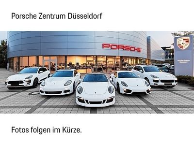 gebraucht Porsche Boxster S Spurwechselassistent Lenkradheizung Sportabgasanlage