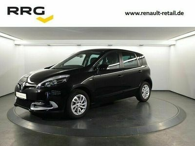 gebraucht Renault Scénic III LIMITED DELUXE dCi 110 SITZHEIZUNG