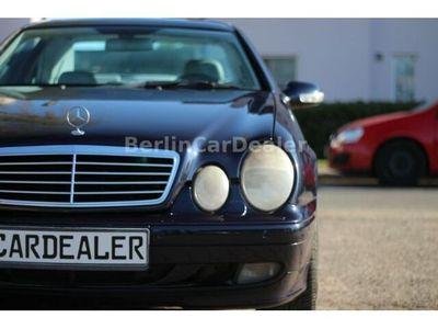 gebraucht Mercedes CLK320 320COUPE*XENON*LEDER*NAVI*PDC*AUTOMATIK*