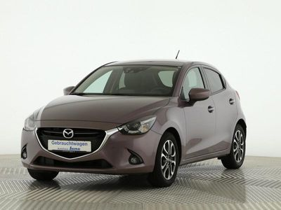 gebraucht Mazda 2 Sports-Line LED PDC SHZ FSE Klimaautomatik