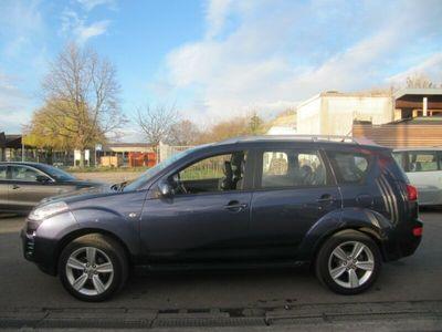 gebraucht Peugeot 4007 Sport/Allrad/AHK/7-Sitzer
