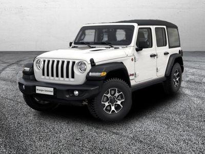 gebraucht Jeep Wrangler Unlimited Unlim 2.0 270 Rubicon Lede...