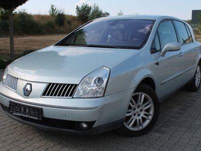 gebraucht Renault Vel Satis Expression*NAVI*AHK*KLIMAAUTO