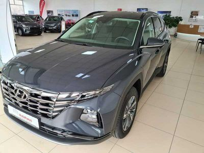 gebraucht Hyundai Tucson 1.6 T-GDi HEV Trend+EL.HECKKLAPPE+ASSIST.