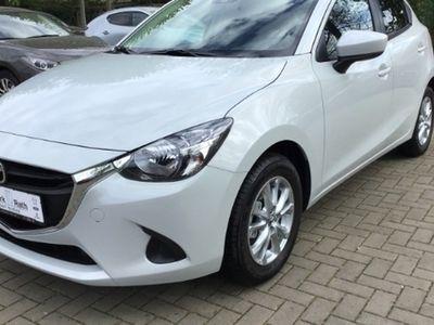gebraucht Mazda 2 G90 Exclusive-Line *LM Felgen*KLIMA*Tempomat*