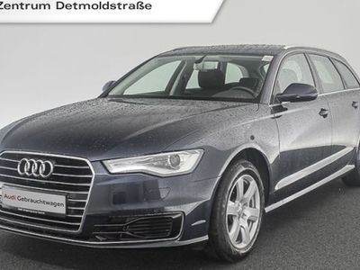 gebraucht Audi A6 Avant 2.0 TDI AHK Navi Xenon Sportsitze R-Kamera 6-Gang