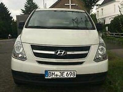 used Hyundai H-1 Ich verkaufeTQ 2.5 CRDi
