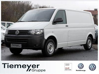 gebraucht VW T5 Nutzfahrzeuge CommerceKasten 2.0 TDI Doppelbank PDC E-Paket H. Tiemeyer GmbH H. Tiemeyer GmbH