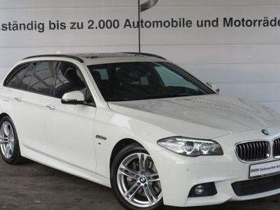 gebraucht BMW 530 d Touring NAVI Panorama Xenon