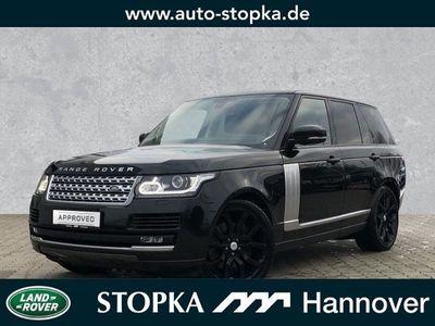 gebraucht Land Rover Range Rover Range Rover4.4 SDV8 Vogue 22' Panorama 825W AHK