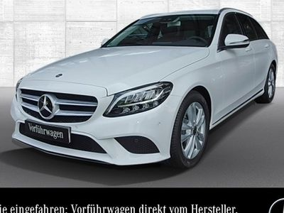 gebraucht Mercedes C200 d T Avantgarde Business Soundsystem