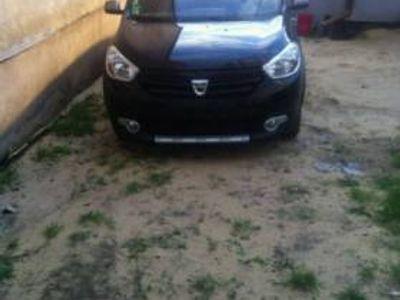 gebraucht Dacia Lodgy stepway Diesel Neuwertig