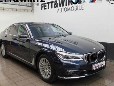 gebraucht BMW 740 e iPerformance Navi el.GSD. Laser&Gestik