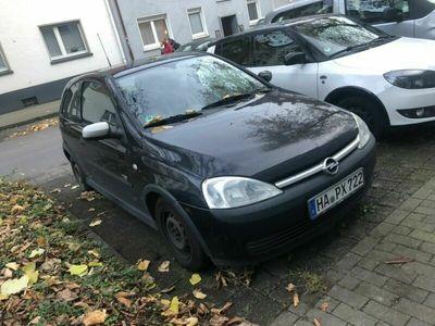 gebraucht Opel Corsa c 1.2 Benziner