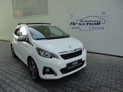 gebraucht Peugeot 108 1.2 PureTech Allure TOP!/Klima/Radio/SH/