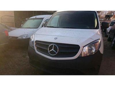 gebraucht Mercedes Citan 108 CDI lang (LKW)