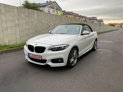 gebraucht BMW 230 i Cabrio xDrive Sport Aut. M Paket Navi