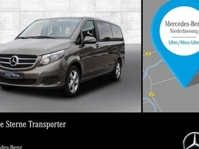 gebraucht Mercedes V220 Lang 2x Klima 7-Sitzer Park-Assistent