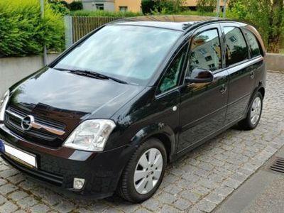 gebraucht Opel Meriva Cosmo Klima ALU WR TÜV 03/2021