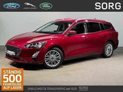 gebraucht Ford Focus 1.0 EcoBoost Titanium*LED*-37%*