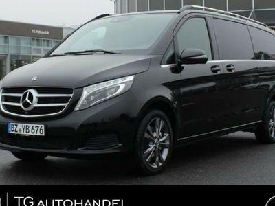 używany Mercedes V250 AVANTGARDE EDITION EL+EASYPACK+2xKLIMA+COM