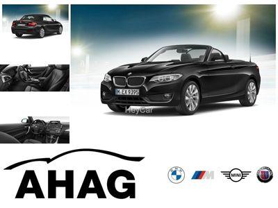 gebraucht BMW 220 d Cabrio Advantage Business