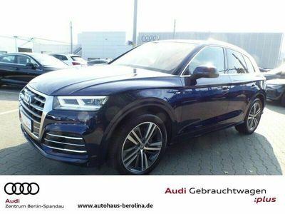 gebraucht Audi Q5 2.0 TFSI qu. S line S tro. *MATRIX*PANO*NAV+*