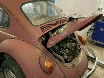 gebraucht VW Käfer VWals restaurationsbasis