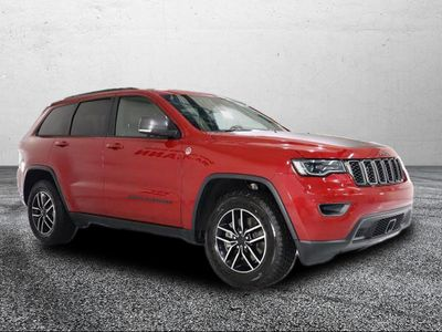 gebraucht Jeep Grand Cherokee TRAILHAWK MJ 2019