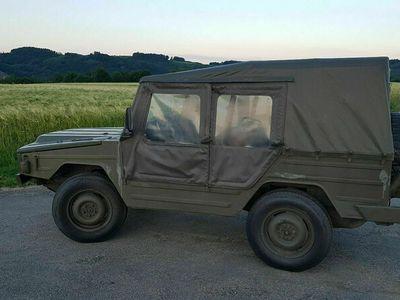 gebraucht VW Iltis Typ 183,01 Geländewagen (LKW 0,5t mil)