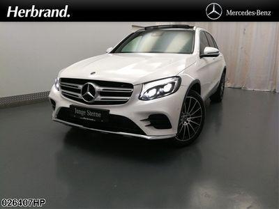 gebraucht Mercedes GLC250 d 4M AMG Line