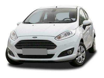gebraucht Ford Fiesta FiestaTitanium|Klimaaut.|PDC v+h|SHZ|WSH