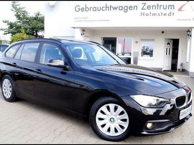 gebraucht BMW 318 d Touring EURO 6 PANO NAVI LED 1.Hand