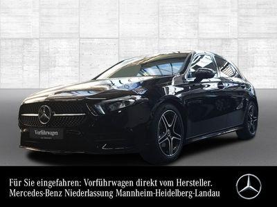 gebraucht Mercedes A180 AMG Night-P. MBUX LED Soundsystem Ambienteb.